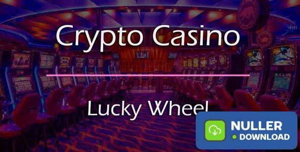 Lucky Wheel / Wheel of Fortune Game v1.1.0 - Add-on for Crypto Casino