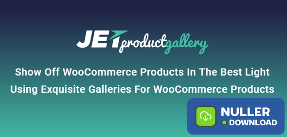 JetProductGallery Plugin v1.1.4