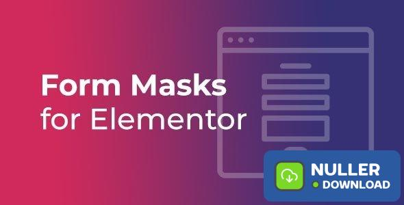 Form Masks for Elementor v1.2