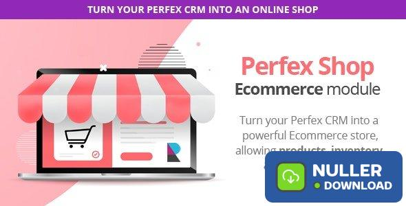 Perfex Shop v1.0 - Sell your Products and Services with Inventory Management and Point Of Sale