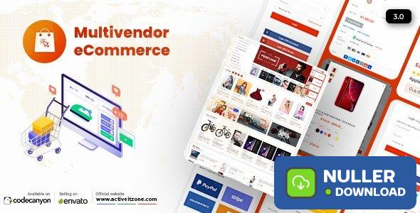 Active eCommerce CMS v3.0 - nulled