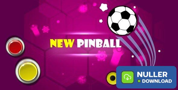New Pinball v1.0 - Unity Complete Project