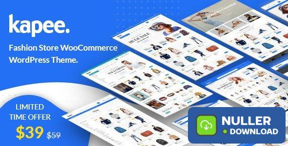Kapee v1.3.2 - Fashion Store WooCommerce Theme