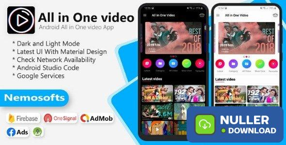 All In One Videos Apps - 12 july 20