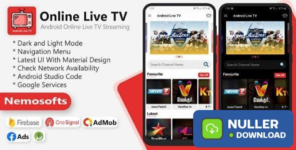 Android Online Live TV Streaming - 2 july 2020