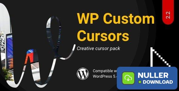 WP Custom Cursors v2.2 - WordPress Cursor Plugin