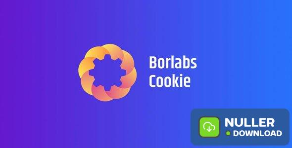 Borlabs Cookie v2.2.9 - GDPR & ePrivacy WordPress Cookie Opt-In Solution