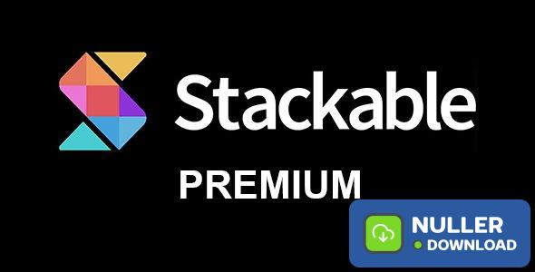 Stackable v2.9.1 - Reimagine the Way You Use the WordPress Block Editor