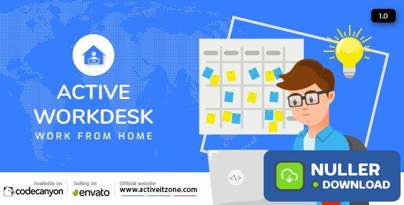 Active Workdesk CMS v1.0
