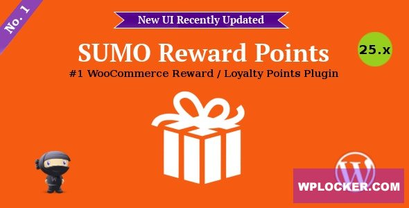 SUMO Reward Points v25.4 - WooCommerce Reward System