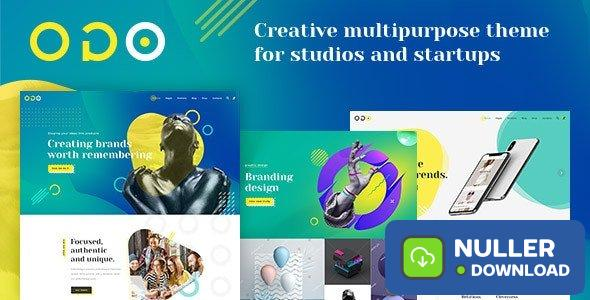 OGO v1.0.3 - Creative Multipurpose WordPress Theme
