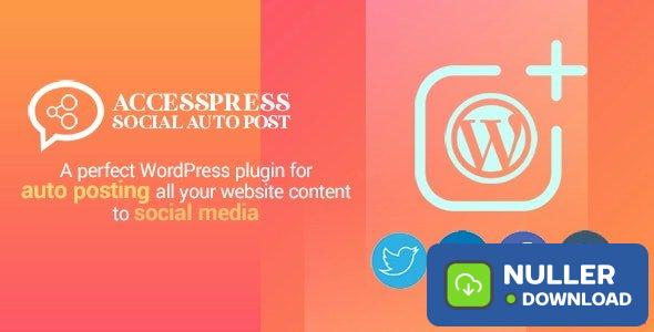 AccessPress Social Auto Post v2.1.2