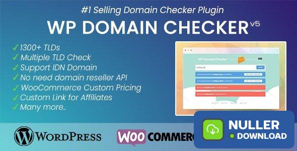 WP Domain Checker v5.0.4