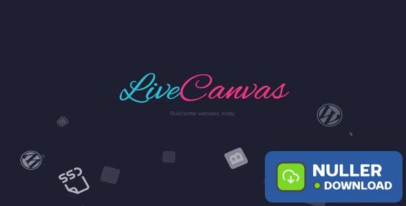 LiveCanvas v1.6.0 - Pure HTML and CSS WordPress builder