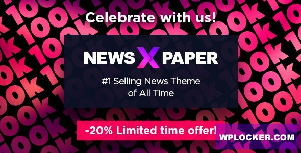 Newspaper v10.3.6.1 - Wordpress News Theme