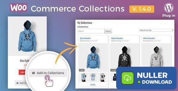 Docket v1.4.0 - WooCommerce Collections / Wishlist / Watchlist - WordPress Plugin