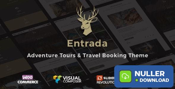 Entrada v4.2.7 - Tour Booking & Adventure Tour