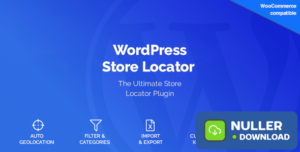 WordPress Store Locator v1.10.2