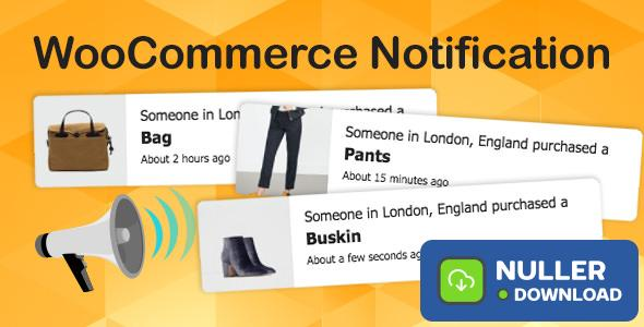 WooCommerce Notification v1.4.2 - Boost Your Sales