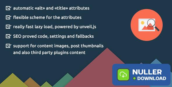 SEO Friendly Images Pro for WordPress v4.0.3