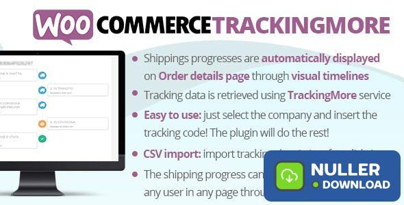 WooCommerce TrackingMore v2.6