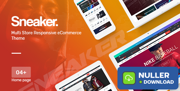 Sneaker v1.0.6 - Shoes Theme for WooCommerce WordPress