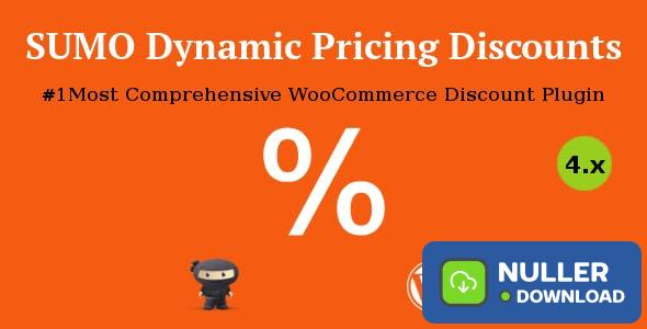 SUMO WooCommerce Dynamic Pricing Discounts v5.0
