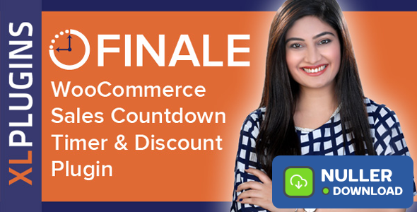 Finale v2.17.1 - WooCommerce Sales Countdown Timer & Discount Plugin