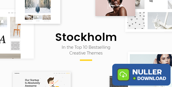 Stockholm v5.3 - A Genuinely Multi-Concept Theme