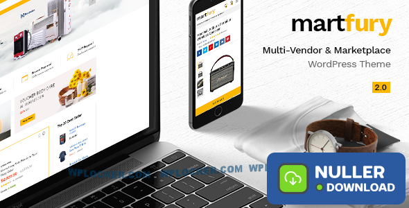 Martfury v2.4.5 - WooCommerce Marketplace Theme