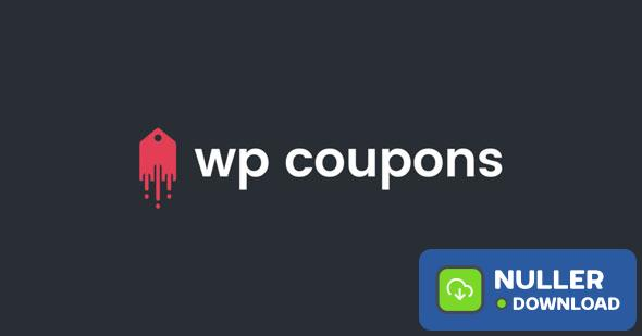 WP Coupons v1.7.1 - The #1 Coupon Plugin for WordPress