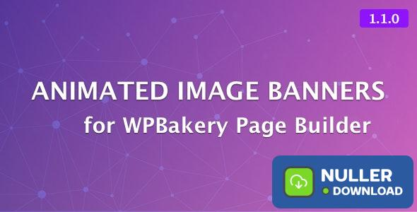 Animated Image Banners for WPBakery Page Builder v1.1.0
