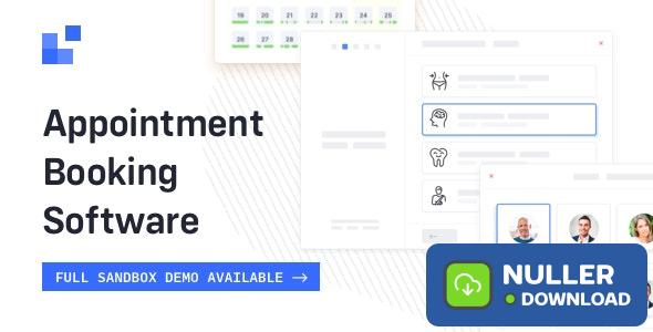 LatePoint v3.0.5 - Appointment Booking & Reservation plugin for WordPress