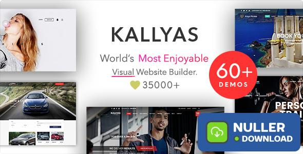 KALLYAS v4.18.0 - Responsive Multi-Purpose Theme