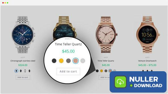 WooCommerce Variation Swatches Pro v1.0.53