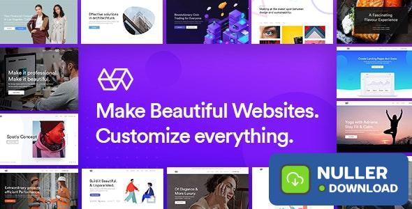 Webify v4.3 – All-in-One Elementor WordPress Theme