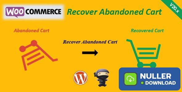 WooCommerce Recover Abandoned Cart v21.9