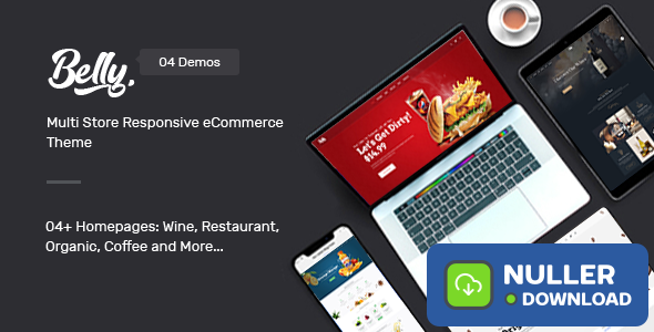 Belly v1.0.7 - Multipurpose Theme for WooCommerce