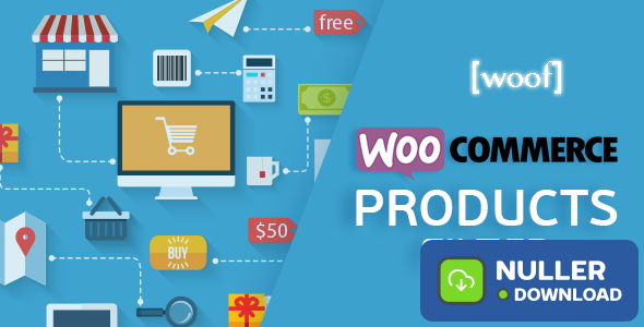 WOOF v2.2.4 - WooCommerce Products Filter