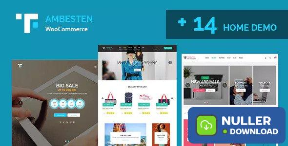Ambesten v1.8 - Multipurpose MarketPlace