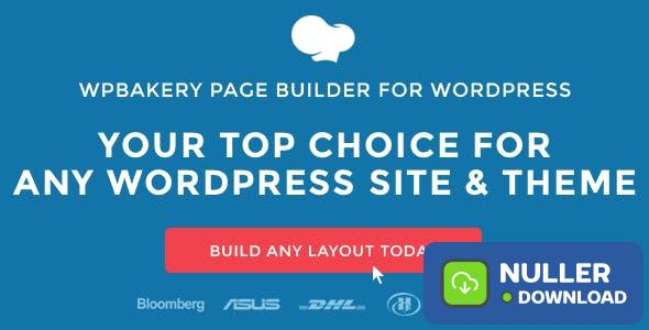 WPBakery Page Builder for WordPress v6.3.0