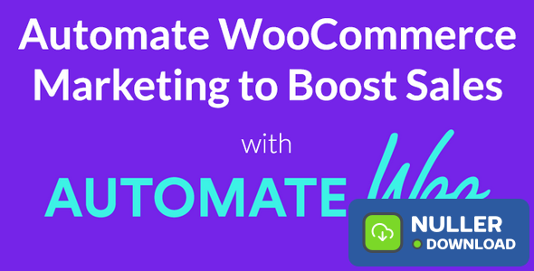 AutomateWoo v4.8.3 - Marketing Automation for WooCommerce