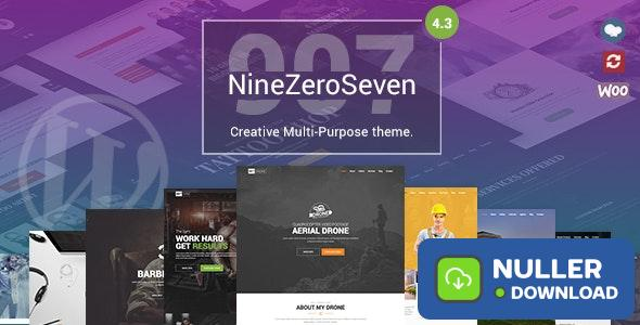 907 v4.3.3 - Responsive Multi-Purpose Theme
