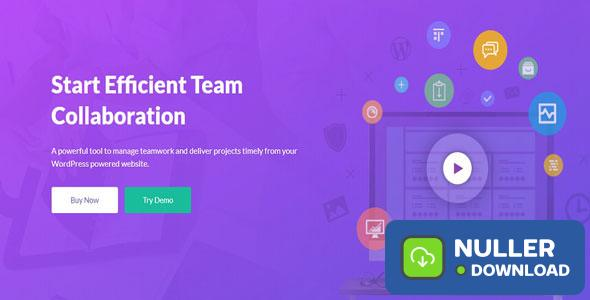 WP Project Manager Pro v2.4.1