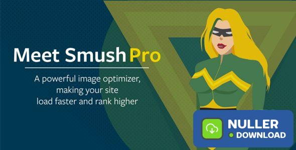 WP Smush Pro v3.5.0 - Image Compression Plugin