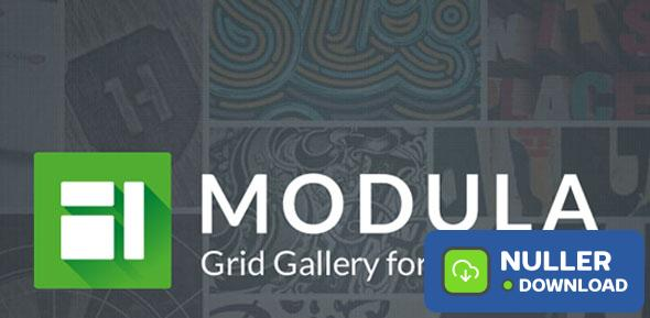Modula Pro v2.2.2 - Best WordPress Image Gallery