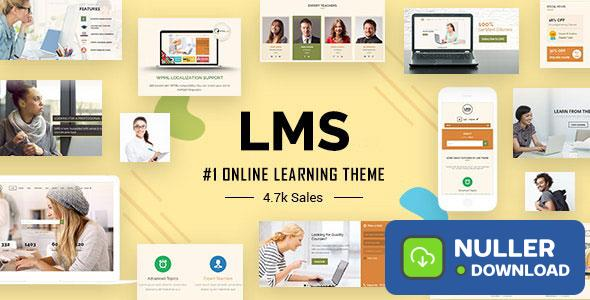 LMS v7.2 - Responsive Learning Management System