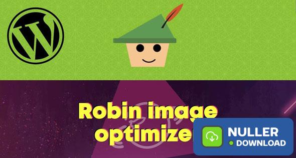 Robin Image Optimizer Pro v1.4.5 - WordPress Plugin