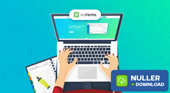 weForms Pro v1.3.9 - Experience a Faster Way of Creating Forms