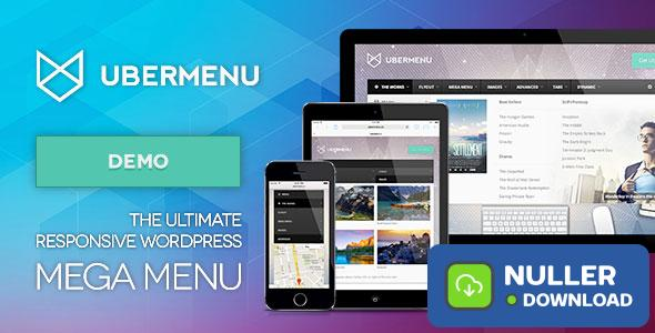 UberMenu v3.7.2 - WordPress Mega Menu Plugin